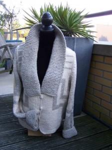 Handgeweven jasje
